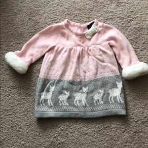 0-3 month sweater